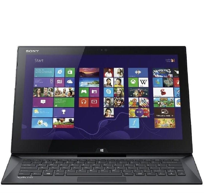 لپ تاپ ۱۳ اینچ سونی VAIO Duo SVD13215