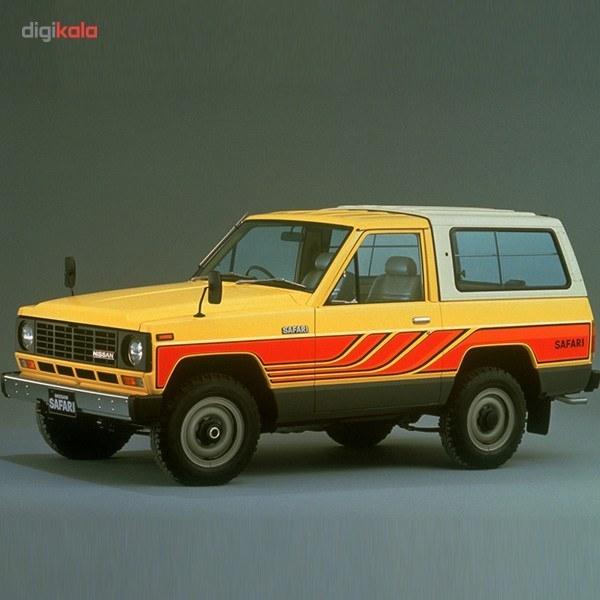 عکس خودرو نيسان پاترول دنده اي سال 1986 Nissan Patrol 1986 MT خودرو-نیسان-پاترول-دنده-ای-سال-1986 7