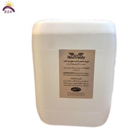 مایع ضدعفونی کننده 10 لیتری