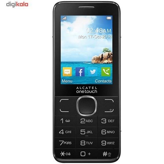 img گوشی آلکاتل وان تاچ 2007D   ظرفیت 16 مگابایت Alcatel OneTouch 2007D   16MB
