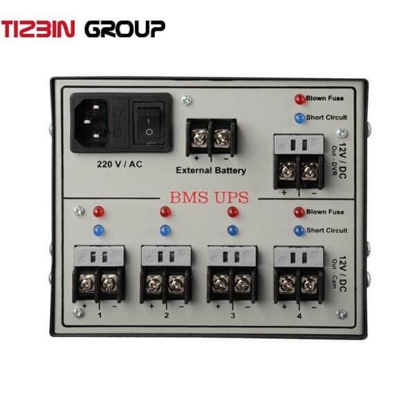 تصویر دستگاه برق اضطراری یو پی اس 12 ولت 30A12 مدل BMS