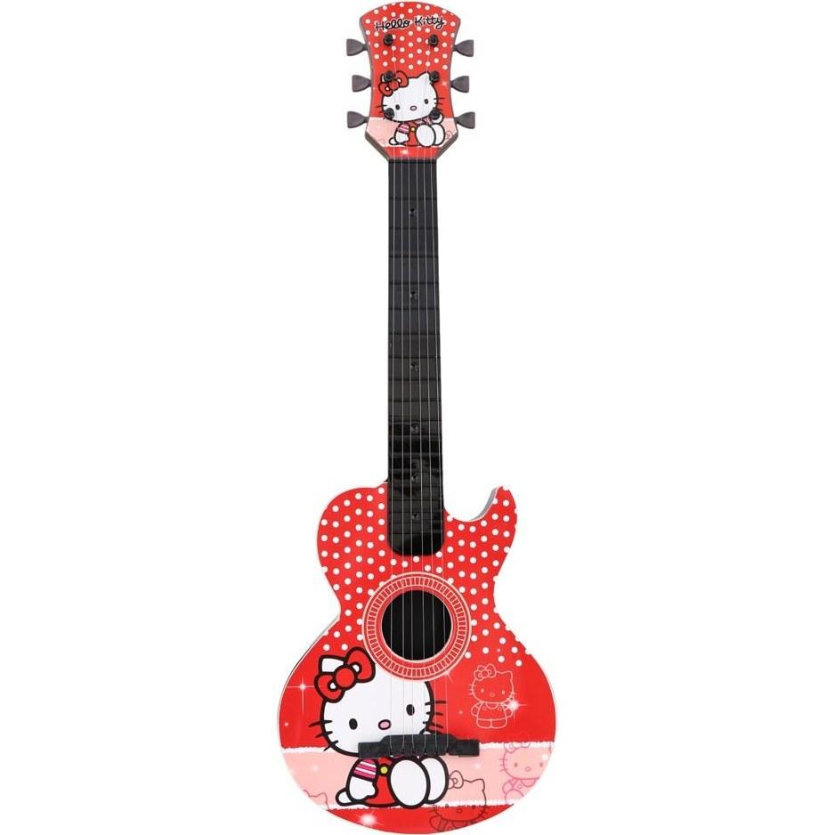 گیتار اسباب بازی کلاسیک طرح کیتی برای کودکان AMT |