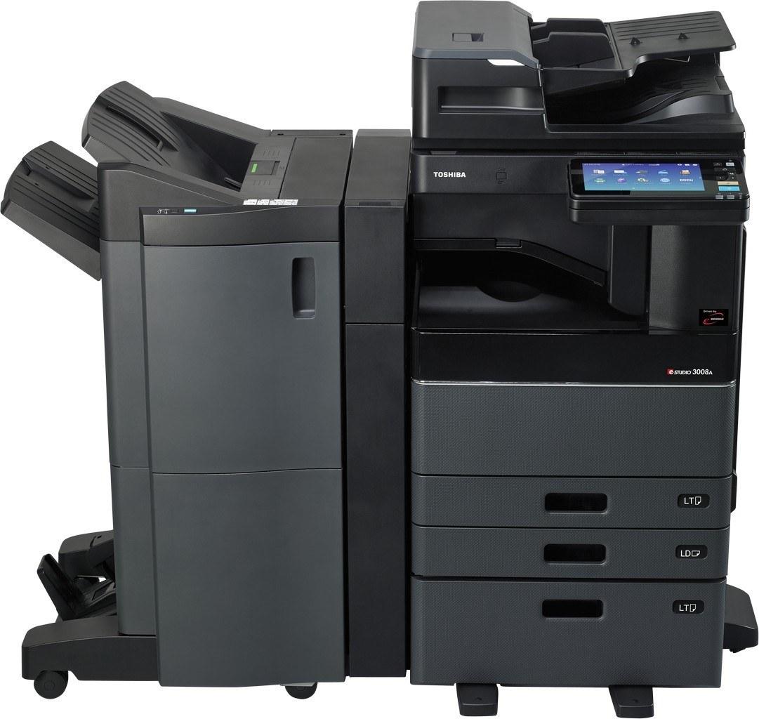 تصویر دستگاه کپی توشیبا مدل ای استدیو 3008 ای TOSHIBA e-STUDIO 3008a Copier Machine
