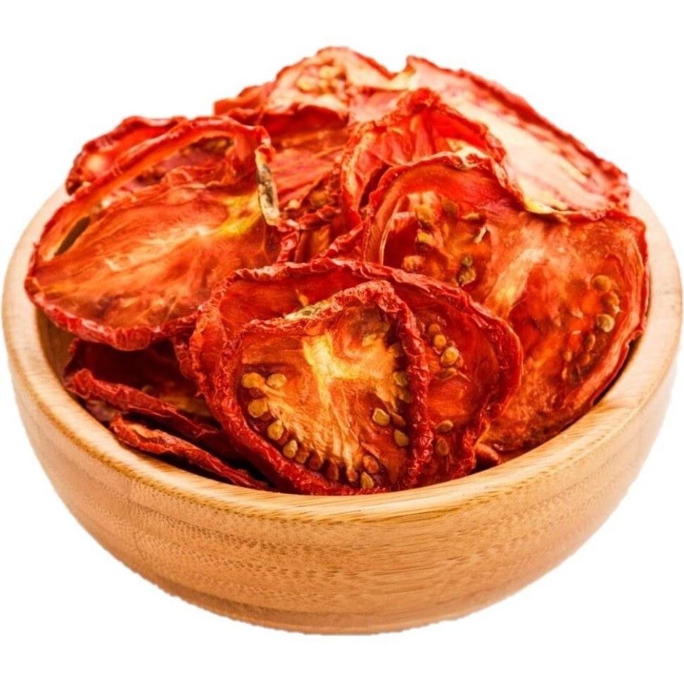 تصویر برگه گوجه فرنگی خشک