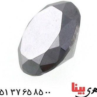 تصویر نگین الماس سیاه شناسنامه دار _کد:۲۵۵۲