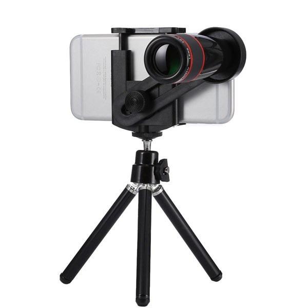 لنز دوربین موبایل ۱۲X