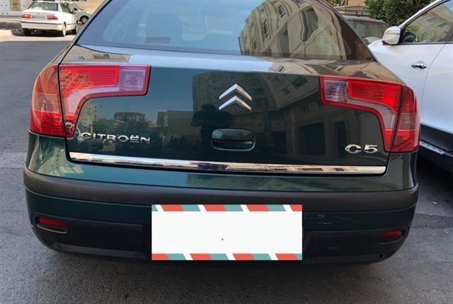 خودرو سیتروئن، c5، 1385