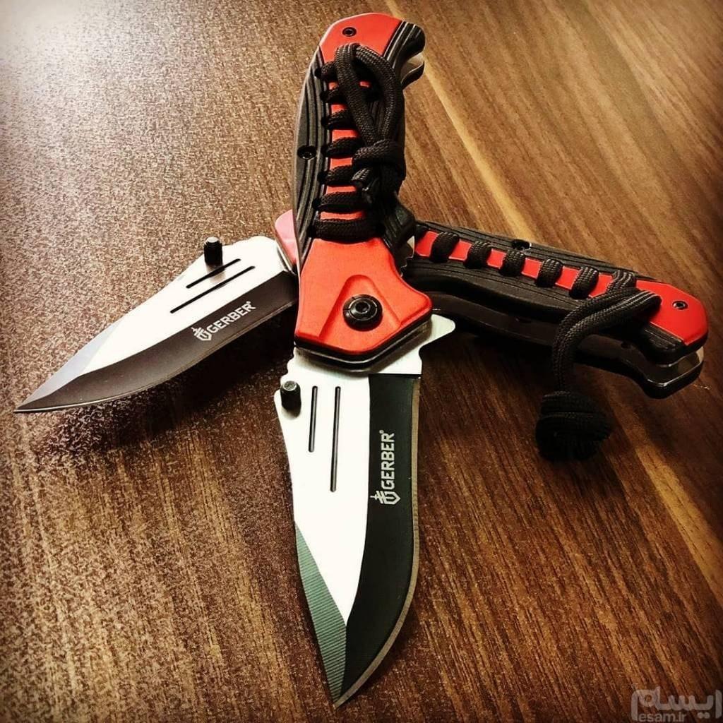چاقو گربر