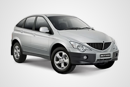 img خودرو سانگ یانگ Actyon Sport اتوماتیک سال 2013 SsangYong Actyon Sport 2013 AT