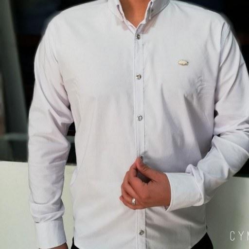 پیراهن سفید کیفیت عالی