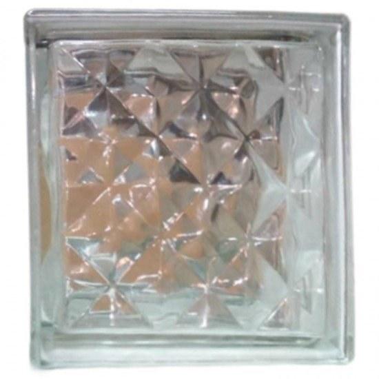 تصویر بلوک شیشه ای کاوه مدل جیولی