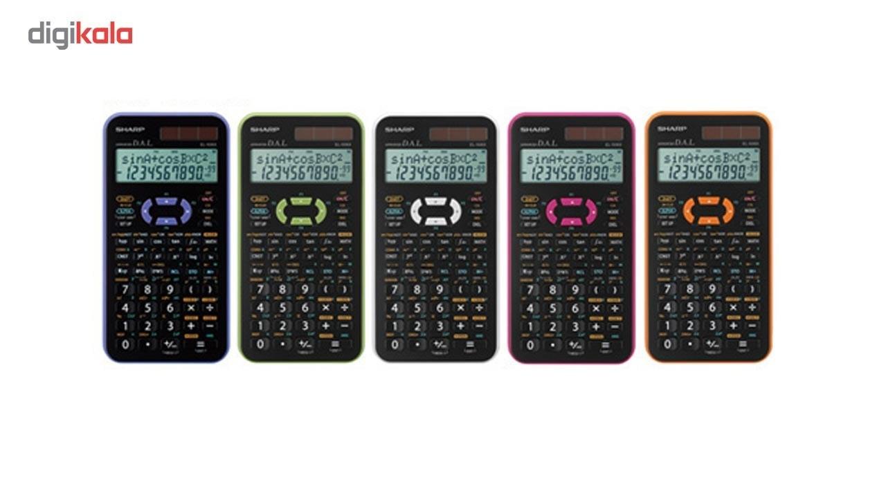 img ماشین حساب  EL_506X whشارپ Sharp calculator EL_506X wh