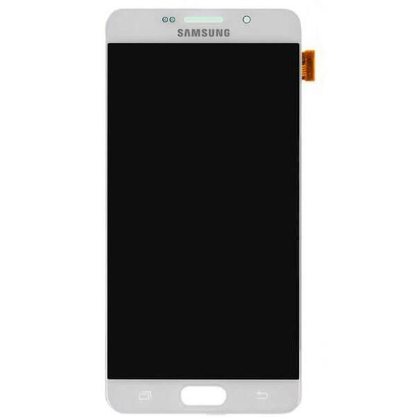 main images تاچ ال سی دی گوشی موبایل سامسونگ SAMSUNG GALAXY A710 / A7 2016 اورجینال شرکتی سفید