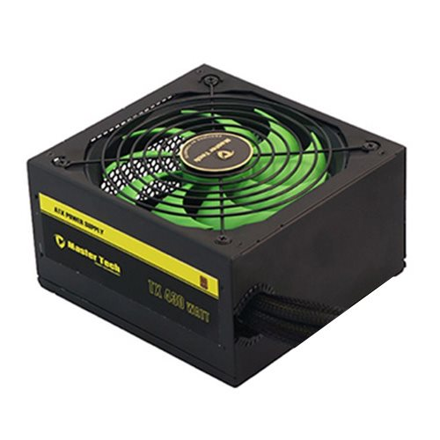 تصویر پاور کامپیوتر مستر تک مدل TX480W MasterTech TX480W Computer Power Supply