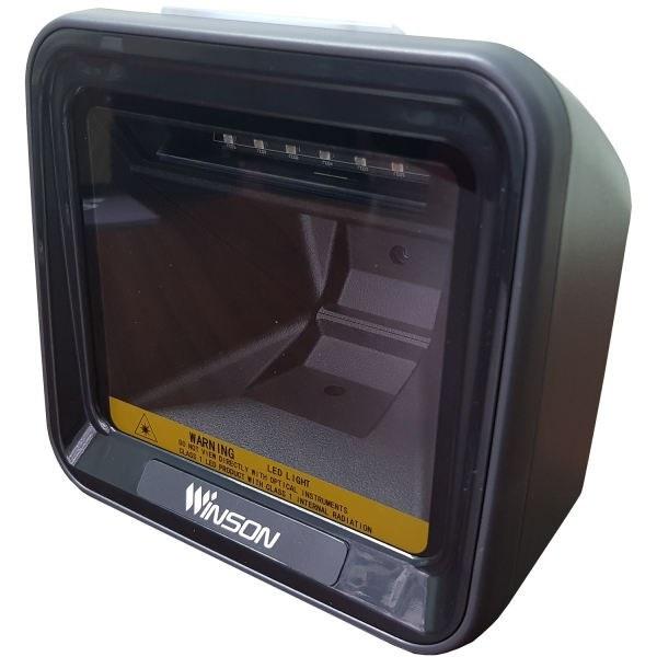 تصویر بارکدخوان وینسون مدل WAI-7000 بارکد اسکنر وینسون WAI-7000 Barcode Scanner