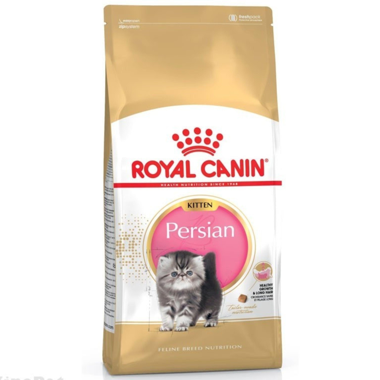 تصویر غذای خشک رویال کنین مخصوص بچه گربه پرشین Royal Canin Persian Kitten