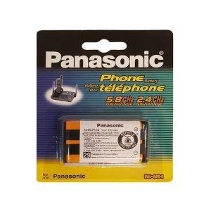 تصویر باتری تلفن بی سیم پاناسونیک مدل HHR-P104 Panasonic HHR-P104A/1B Battery