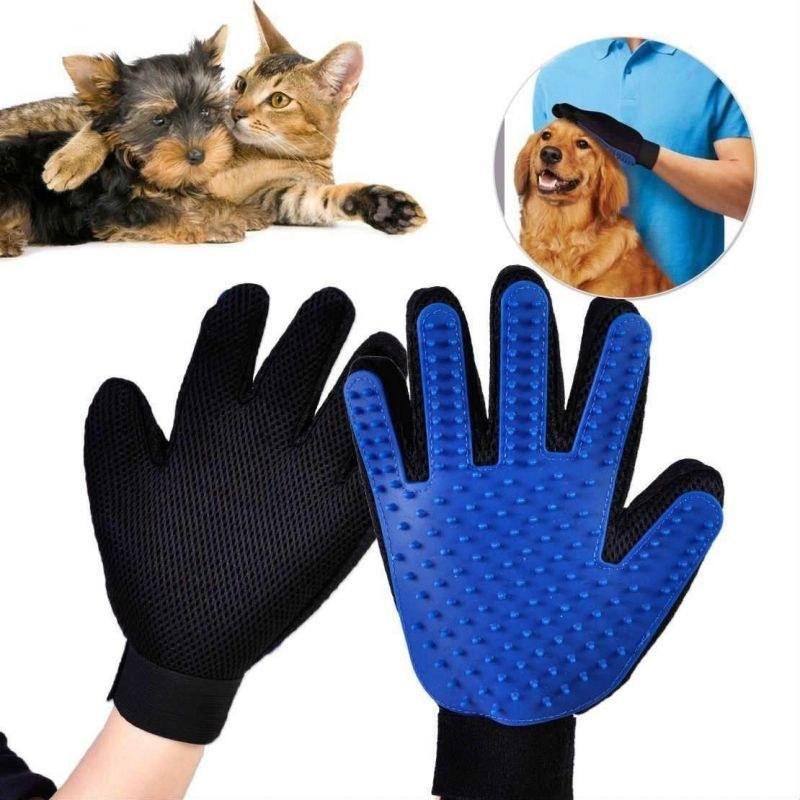 دستکش مخصوص سگ و گربه  