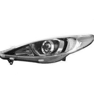 تصویر چراغ جلو پژو ۲۰۷ کروز Peugeot 207 Crouse New Headlight