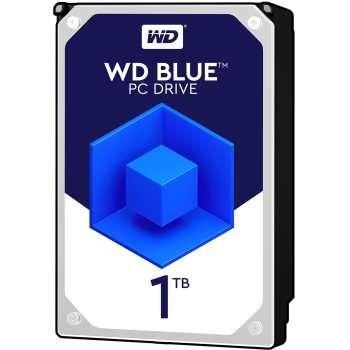 هارد دیسک اینترنال blue 1tb وسترن دیجیتال مدل wd10ezex
