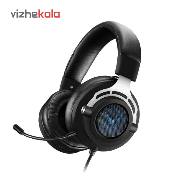 تصویر هدست گیمینگ رپو VH300 Virtual 7.1 USB Rapoo VH300 Virtual 7.1 Channels Gaming Headset