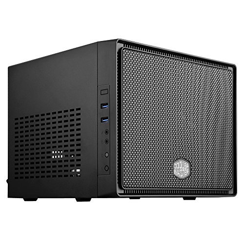 تصویر کیس کولر مستر Elite 110 Cooler Master Elite 110 Mini-ITX Tower Case