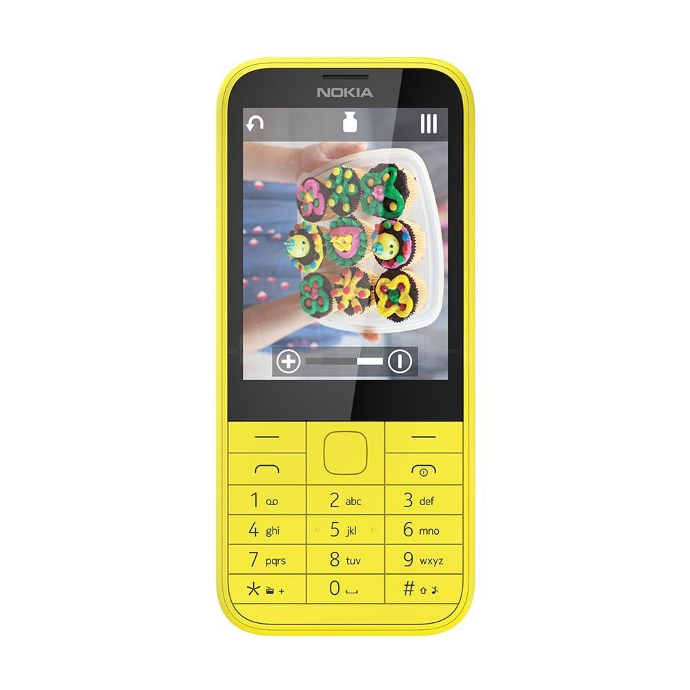 تصویر قاب و شاسی کامل گوشی نوکیا Nokia 225
