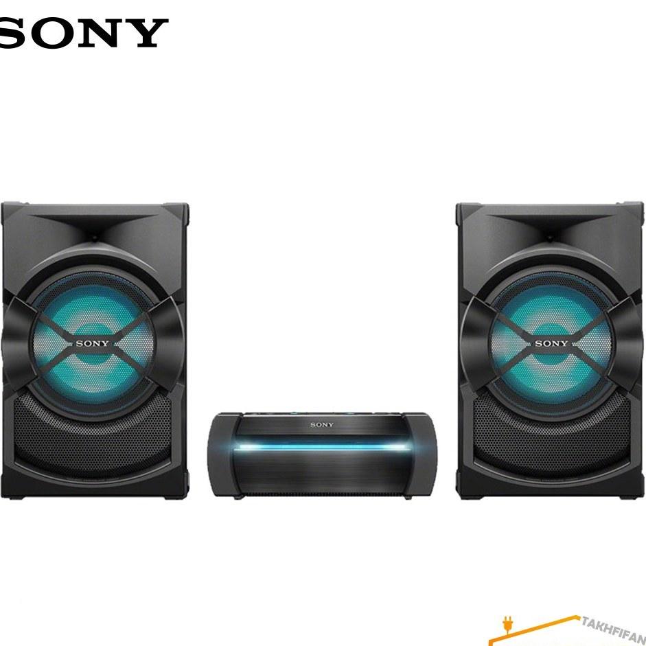 تصویر سیستم صوتی حرفه ای  سونی SHAKE-X30D