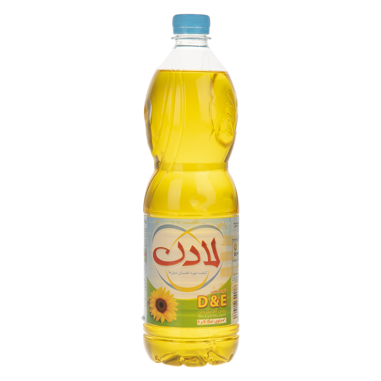 عکس روغن مایع آفتابگردان ویتامینه لادن - 810 گرم Ladan Sunflower Liquid Vitamin Oil - 810 gr روغن-مایع-افتابگردان-ویتامینه-لادن-810-گرم