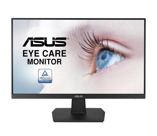 تصویر مانیتور LED  ایسوس مدل VA24EHE 23.8Inch Asus VA24EHE Monitor 23.8 Inch