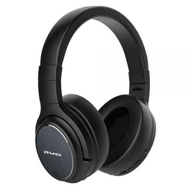 تصویر هدفون بلوتوث Awei مدل A950BL AWEI A950BL ANC Noise Reduction Headset BT Earphones Wireless Headband Over-Ear
