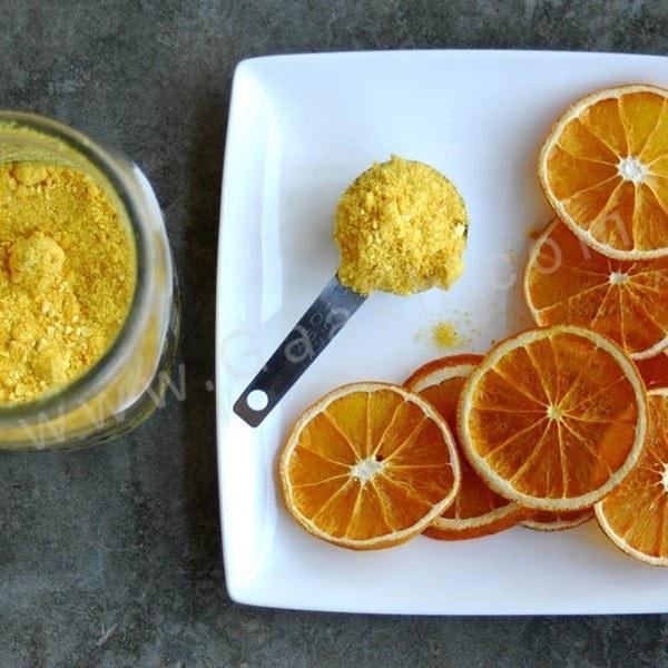 تصویر پودر پرتقال کامل گاخ