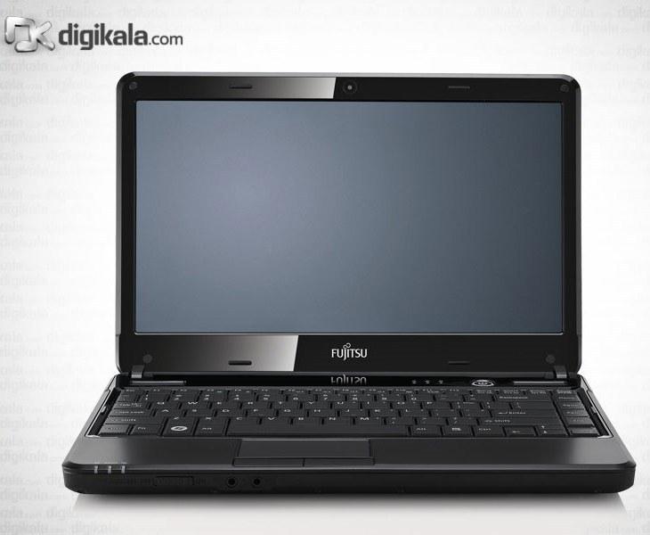 تصویر لپ تاپ ۱۳ اینچ فوجیتسو LifeBook SH531  Fujitsu LifeBook SH531 | 13 inch | Core i7 | 8GB | 750GB | 1GB