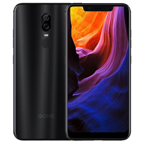 Gome U9 | 64GB | گوشی گومه U9 | ظرفیت 64 گیکابایت