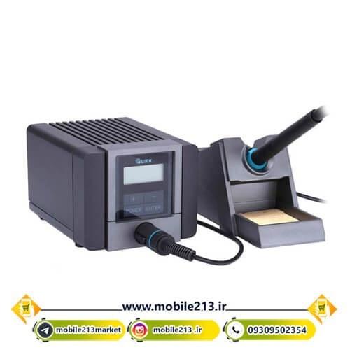 تصویر هویه دیجیتال کوئیک مدل QUICK TS-1100 Quick TS-1100 90W Soldering Station