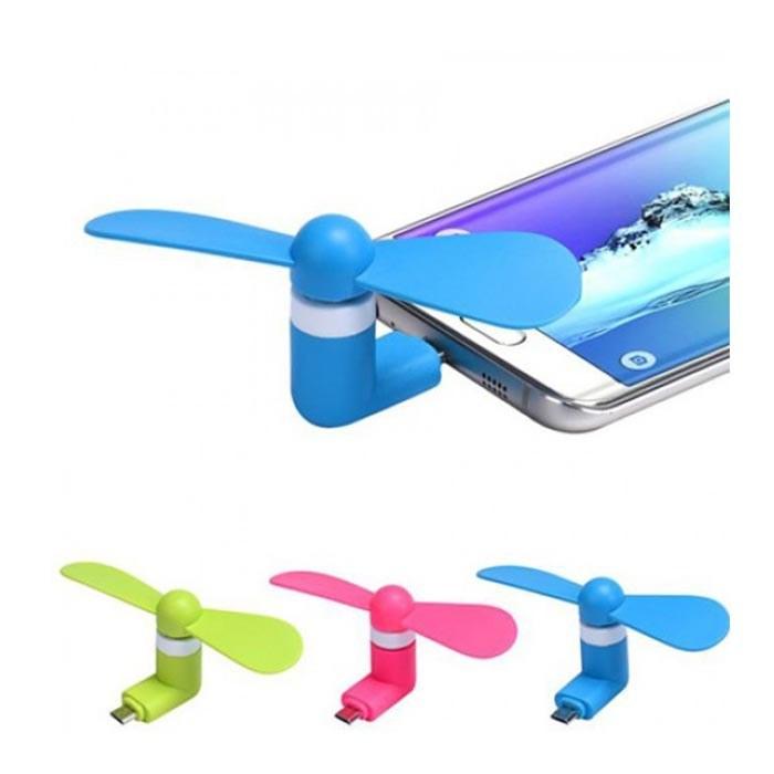تصویر پنکه موبایل Micro USB Fan