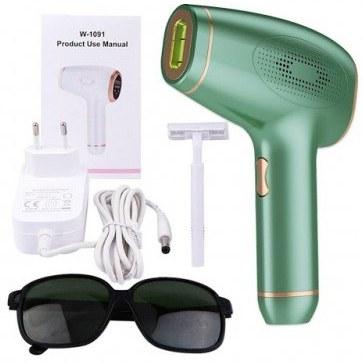 تصویر دستگاه لیزر رفع موهای زائد مدل IPL Laser Hair Removal Device W-1091