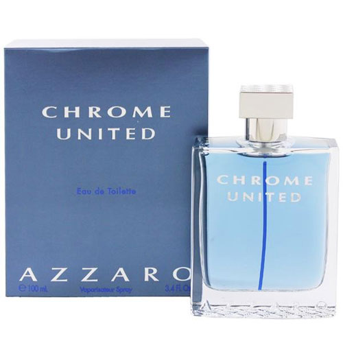 AZZARO Chrome United Collector Edition Edt 100ml M
