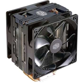 سیستم خنک کننده کولر مستر مدل Hyper 212X | Cooler Master Hyper 212X Cooling System