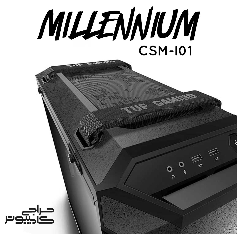 main images سیستم گیمینگ سری Millennium مدل CSM-I01