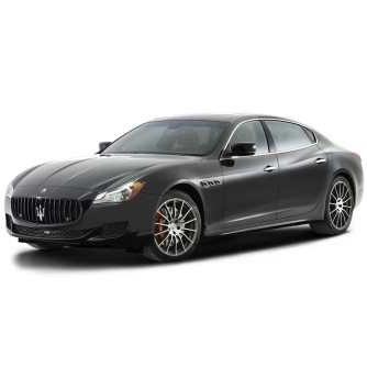 خودرو مازراتی Quattroporte GTS اتوماتیک سال 2014 | Maserati Quattroporte GTS 2014 AT