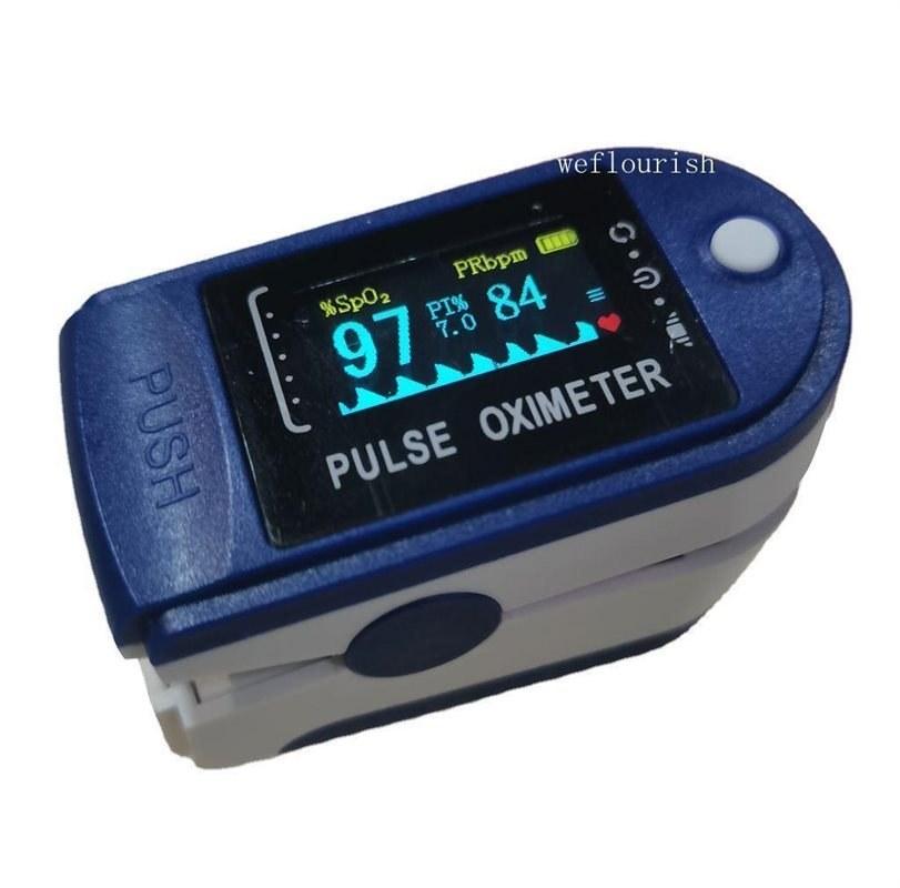 پالس اکسیمتر (اکسیژن سنج با باتری آلکالاین) ROHS