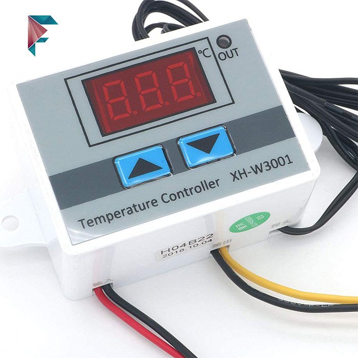تصویر ترموستات دیجیتال 220 ولت | w3001 | سرمایشی و گرمایشی | 1500 وات