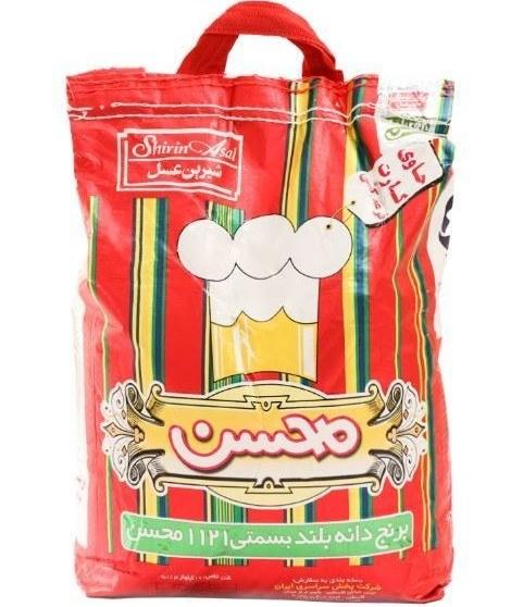 برنج 1121 محسن 10 کیلوگرمی