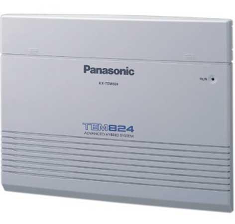 main images آی پی فون سانترال پاناسونیک مدل TEM824