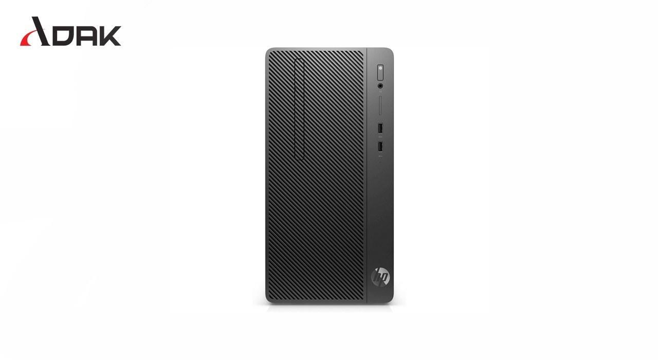 تصویر کیس آماده اچ پی HP Prodesk 290 G3-M I7 9700T-8GB-1TB-250SSD-INTEL