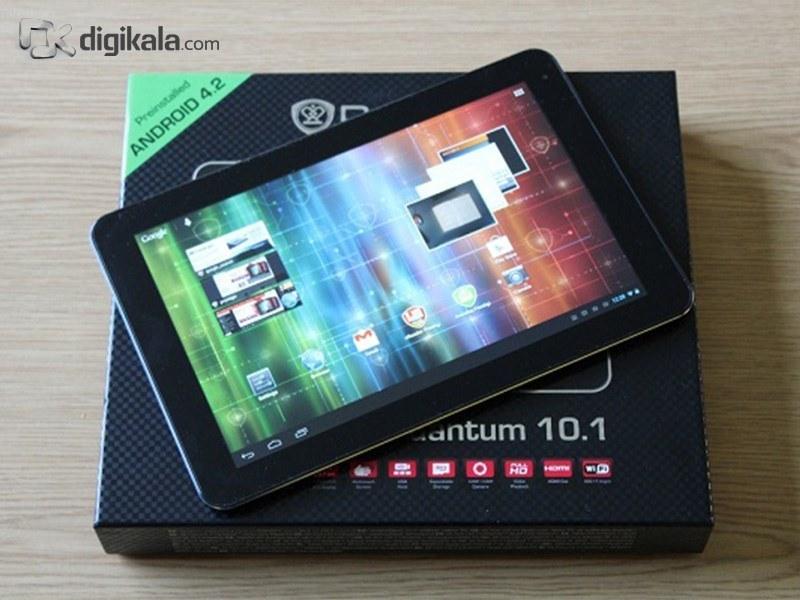 img تبلت پرستيژيو مالتي پد 4 کوآنتوم 10.1  3G - پي ام پي  5101 سي Prestigio MultiPad 4 Quantum 10.1 3G - PMP5101C3G