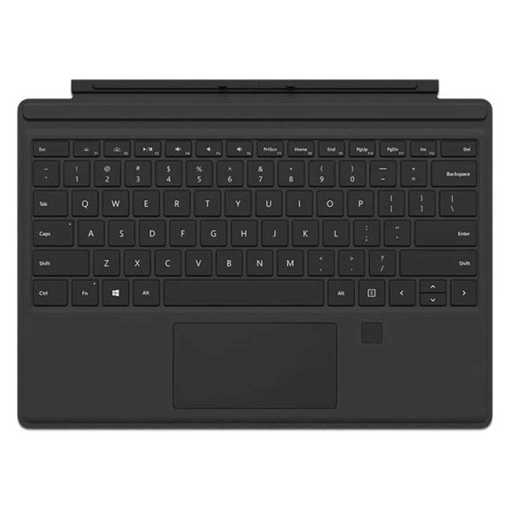 کیبورد تبلت مایکروسافت مدل Microsoft Surface Pro Type Cover With FingerPrint ID