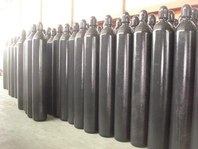 تصویر کپسول اکسیژن 40 لیتری