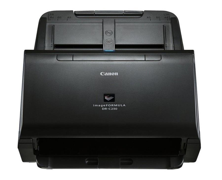 تصویر اسکنر کانن مدل imageFORMULA DR-C230 ا Canon imageFORMULA DR-C230 Scanner Canon imageFORMULA DR-C230 Scanner
